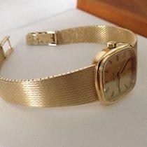 Omega De Ville Automatic Lady Watch Yellow Gold 14 krt (24 mm)
