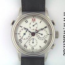 Jacques Etoile Monaco Rattrapante Chronograph Stahl Automatik...