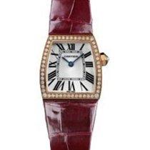 Cartier WE600651 La Dona de Cartier with Diamond Bezel - Rose...