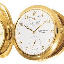 Patek Philippe 983J-001 Lepine Pocket Watch 48mm Ivory Arabic...