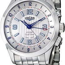 Vulcain Aviator Cricket Dual Time 100133.210M