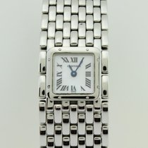 Cartier Panthere Ruban Quartz Steel Lady 2420