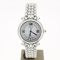 Chopard Happy Sport FullSteel 7 Diamonds (B&P2003) 32mm27/