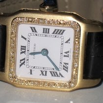 Cartier Panther Mini 18K Solid Gold Diamonds