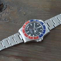 Rolex GMT Master 16750 Pepsi Matt Transitional Dial