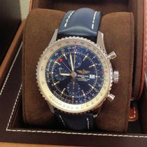Breitling Navitimer World A24322 - Box & Papers 2017