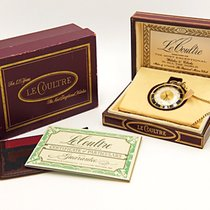 Jaeger-LeCoultre Travelers Alarm Pocket Watch And Chain...