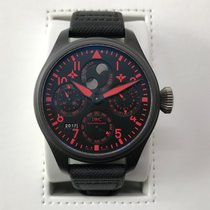 IWC Big Pilot Perpetual Calendar Top Gun Ceramic Limited 250 Pcs