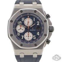 Audemars Piguet Royal Oak Offshore Chronograph | AP Navy Blue...