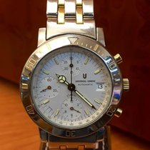 宇宙 (Universal Genève) Compax. Automatic chronograph. Men's...