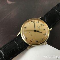 Omega Geneve Vintage swiss watch hand winding cal 601
