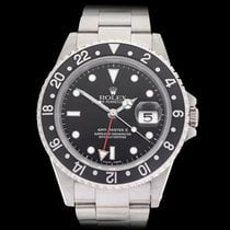 Rolex GMT-Master II Stainless Steel Gents 16710
