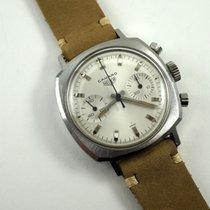 Heuer 855 Camaro Chronograph late 60's steel
