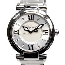 Chopard Imperiale Stainless Steel Silver Quartz 388532-3002