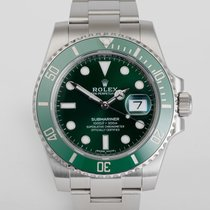 "Rolex Submariner Date ""Rolex Warranty to 2021"""