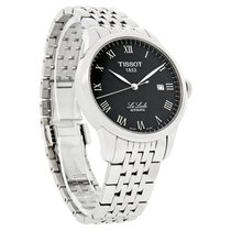 Tissot Le Locle Mens Black Date Swiss Automatic Watch T41.1.48...