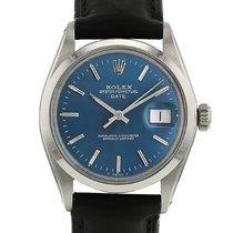 Rolex Oyster Perpetual Date en acier Ref : 1500 Vers 1969