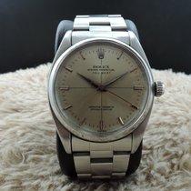ロレックス (Rolex) OYSTER PERPETUAL 6556 TRU BEAT with Silver Dial