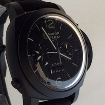 パネライ (Panerai) Luminor 1950 Chrono Monopulsante 8 Days GMT...
