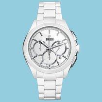 Rado Hyperchrome XXL Automatic Chronograph Weiß -NEU-