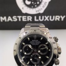 Rolex 116520 Daytona Cosmograph Black Dial Stainless Steel