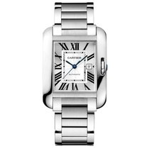 Cartier Tank Anglaise  Automatic W5310009 Ladies WATCH