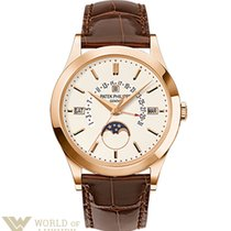 Patek Philippe Grand Complications Moon Phases 39.5mm Rose...
