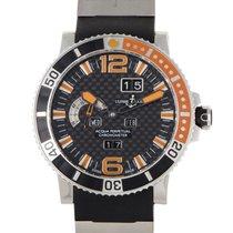 Ulysse Nardin Acqua Perpetual Mens Automatic Watch 42.7mm...