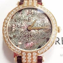 Harry Winston Premier Pearly Lace Automatic 36mm