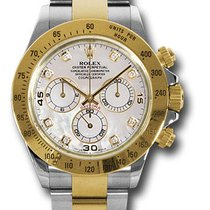 Rolex 116523 Oyster Perpetual Cosmograph Daytona Men's...