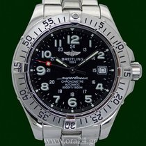 Breitling SuperOcean  42mm Automatic 1500M Stainless Steel...