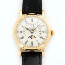 Patek Philippe Perpetual Calendar Retrograde Yellow Gold Ref....