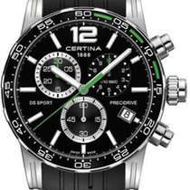Certina DS Sport Chrono C027.417.17.057.01 Herrenchronograph...