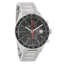 TAG Heuer Carrera Mens Calibre16 Swiss Automatic Watch...