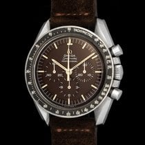 Omega Speedmaster 145.022 With Brown Dial From 1969