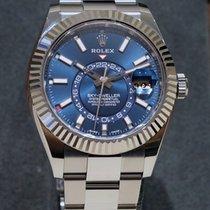 Rolex Sky-Dweller Stainless Steel 42mm Blue Dial [NEW]