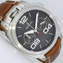 Anonimo Militare Classic Chronograph Scatched Gray