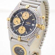 Breitling Chronomat UTC Chronograph Box & Papiere 1987