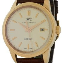 IWC Vintage Ingenieur Automatic Rose Gold