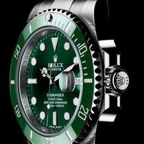 Rolex Submariner Green 116610LV New