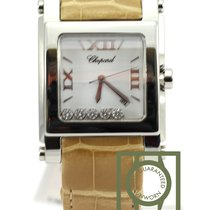 Chopard Happy Sport Square Quartz floating diamonds 288447-300...