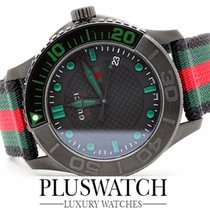 Gucci G-Timeless Sport  Black Dial YA126229 R