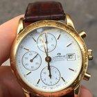 Lorenz Cronografo Automatico Chronograph Oro Gold 18kt