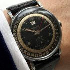 Marvin Calendar Watch with black dial
