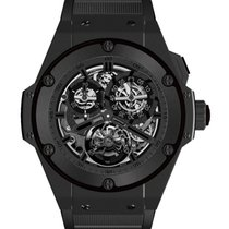 Hublot 708.CL.0110.RX Big Bang King Power Chronograph Tourbill...