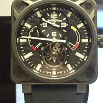 伯莱士 (Bell & Ross) AVIATION  TOURBILLON