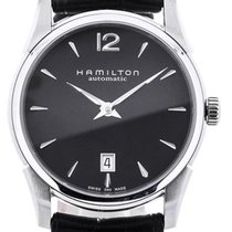 Hamilton Jazzmaster Slim Automatic Black Dial