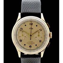 Inter Chronograph - Rotgold - Kaliber Landeron248 - Handaufzug...