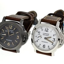 パネライ (Panerai) Special Editions Luminor Black 8Days DLC&Da...