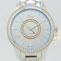 Dior VIII Place Vendome Automatic Steel Lady CD152510 (New)
